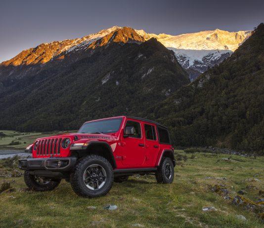 Jeep Camp