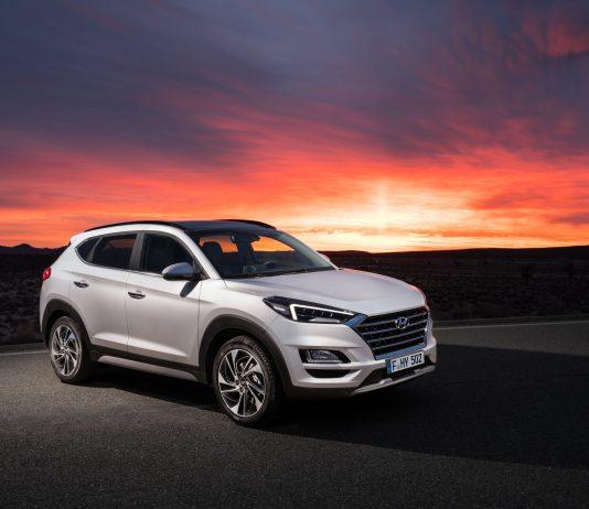 Hyundai Tucson Mildhybrid Diesel