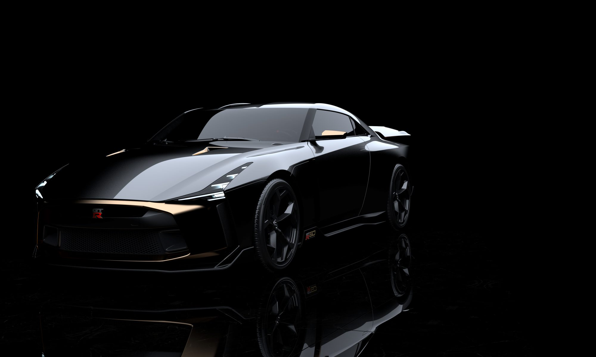 50 Jahre Nissan Gt R Exklusiver Prototyp Zum Jubilaum Gas Junky