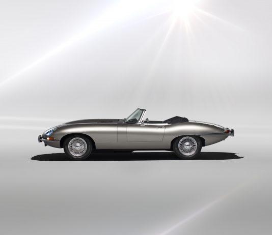 Jaguar E-Type elektrisch