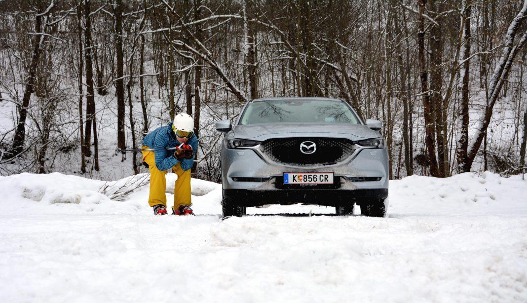 Mazda CX-5 Test