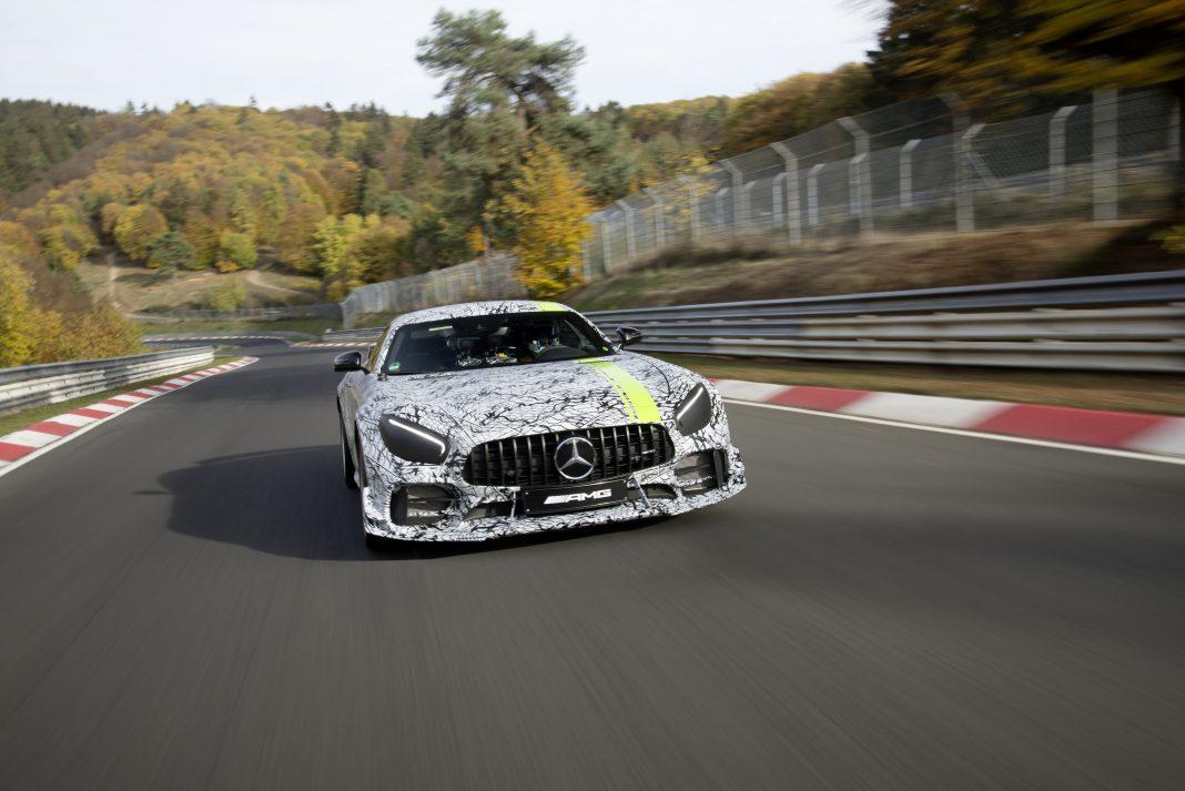 Mercedes AMG GT R PRO