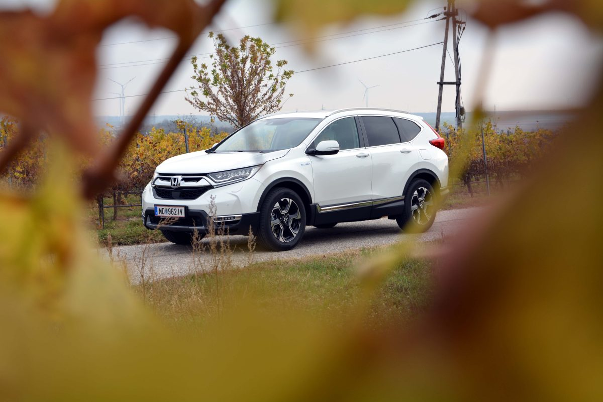 Praxistest: Honda CR-V Hybrid – Gegen den Strom!