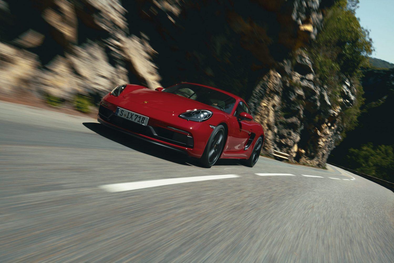 Die neuen Porsche 718 GTS 4.0 Modelle – Fahrspaß neu definiert!