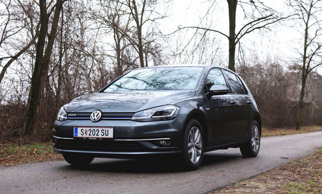 VW Golf TGI im Test