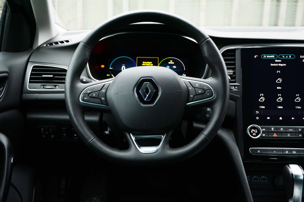 Test Renault Mégane Grandtour E-Tech PHEV
